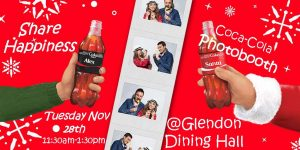 Share Happiness Photobooth @ Glendon Dining Hall | Toronto | Ontario | Canada